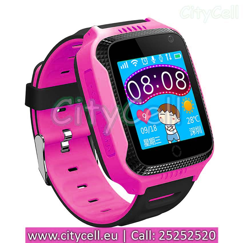 Gps Child Watch Tracker CY26 roz