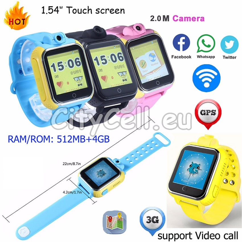 Gps Child Watch Tracker CY18