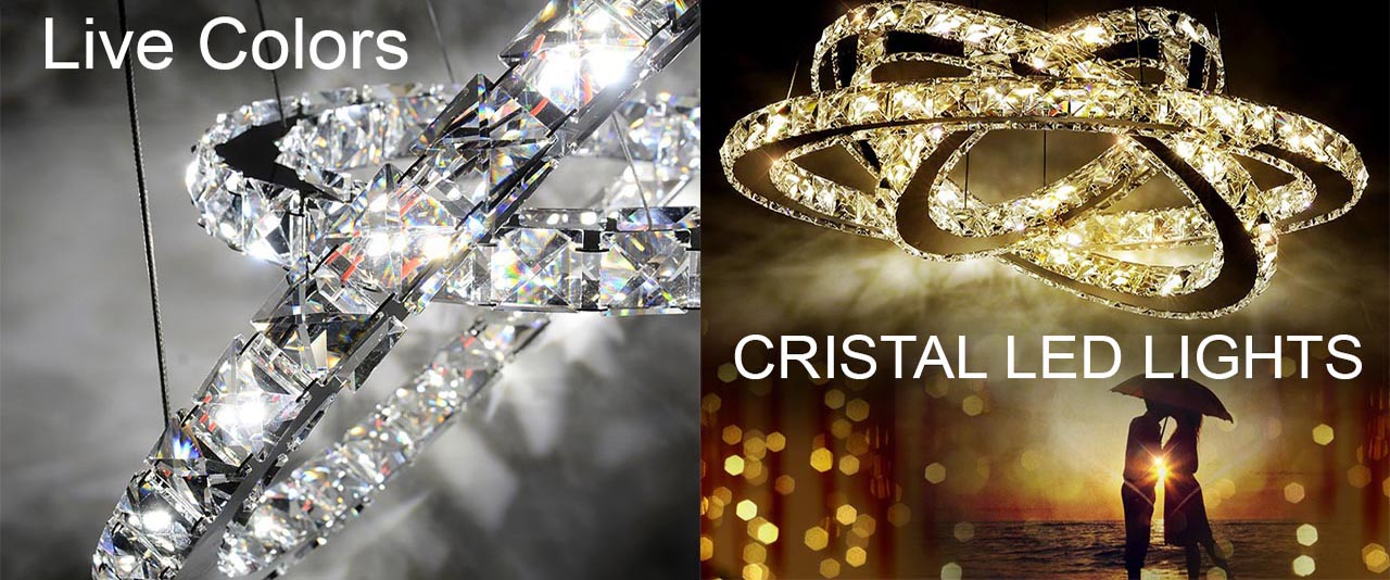 led Light crystal