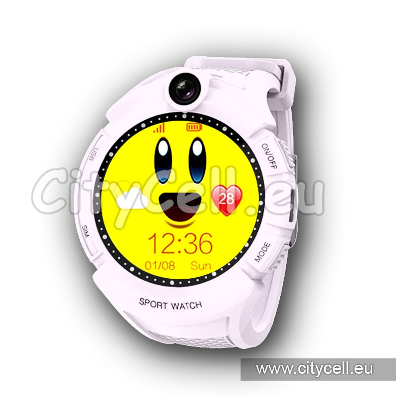 Gps Child Watch Tracker CY14 White