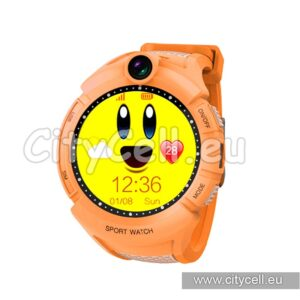 Gps Child Watch Tracker CY14 Orange Sport 3G GSM