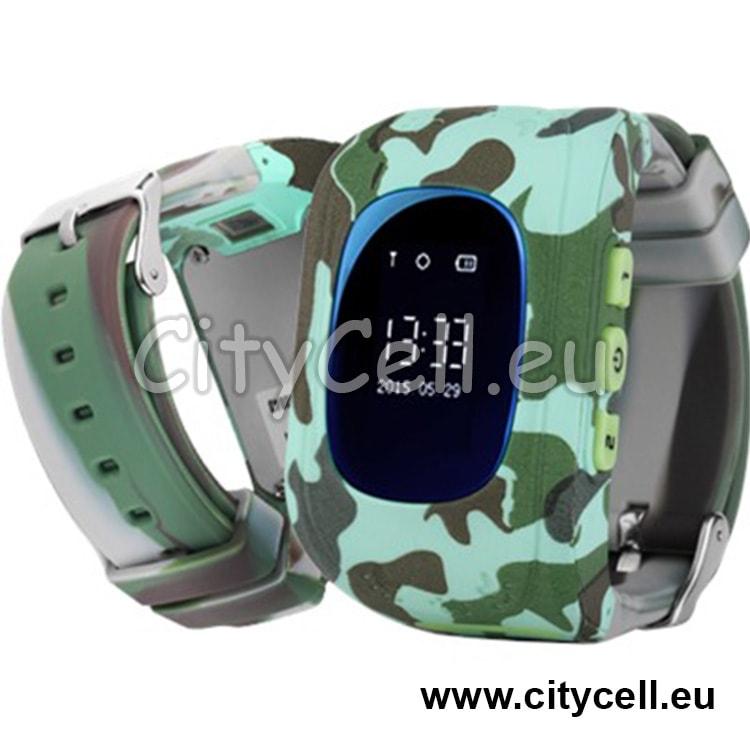 Gps Watch Kids Tracker GSP CY2 Army A