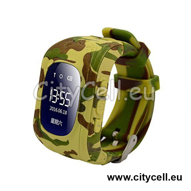 Gps Watch Kids Tracker GSP CY2 Army B